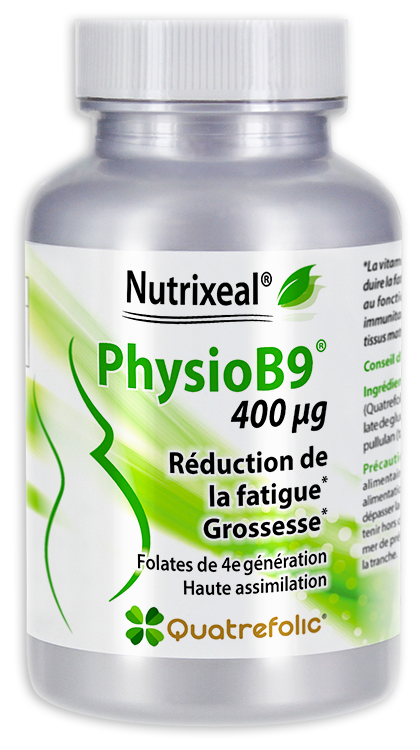 PhysioB9 vitamine B9 Nutrixeal