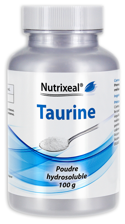 Taurine Nutrixeal en poudre