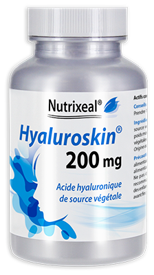 Hyaluroskin 200 (Hyalurovea) : Acide hyaluronique 200 mg