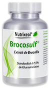 Brocosulf® : Extrait de brocolis standardisé en sulforaphane glucosinolate : 700 mg/gel - 60 gel