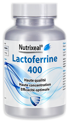 Lactoferrine 400 mg