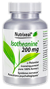 ISOTHEANINE 200 mg (L-Théanine 100% pure)