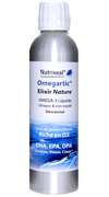 Omegartic Elixir Nature - Omega-3 liquides ultra-purs