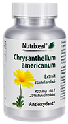 Chrysanthellum Americanum standardisé, 60 gel