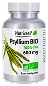 Psyllium BIO* hautement dosé, 600 mg