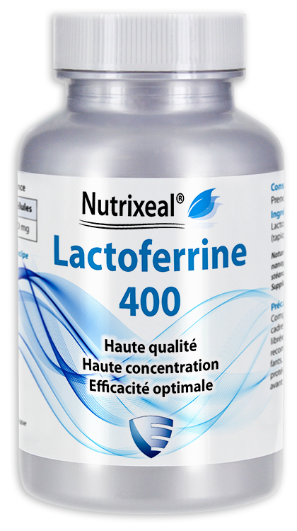 Lactoferrine Nutrixeal