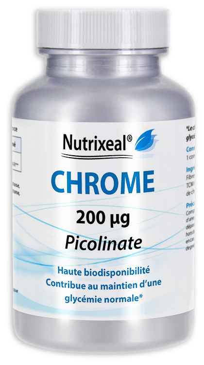 Chrome picolinate, 90 cp
