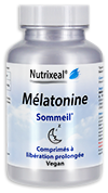 MELATONINE  - 60 comprimés de mélatonine