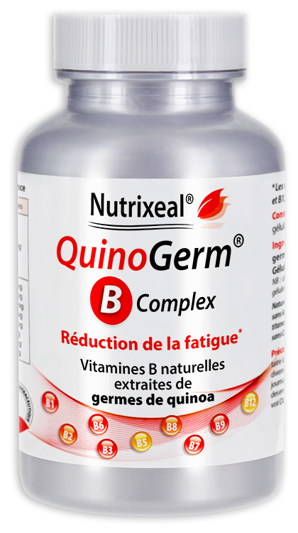 Quinogerm PhytoComplex Nutrixeal vitamines B