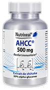 AHCC (Active Hexose Correlated Compound) extrait de shiitake